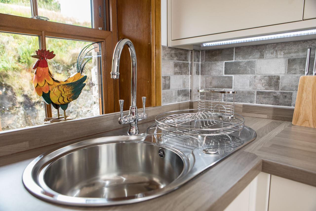 Beinn Dearg Cottage Sink